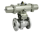 Air Operated ON-OFF Valve (Single Operation)