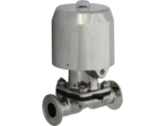 Pneumatic Operated ON-OFF Valve:Stainless Steel Model